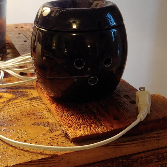 None Other - Glass round warmer Electric